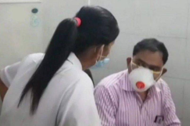 Nurse, doctor slap each other at UP hospital