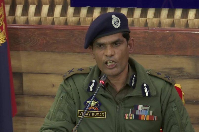7 terrorists killed in separate encounters in J&K