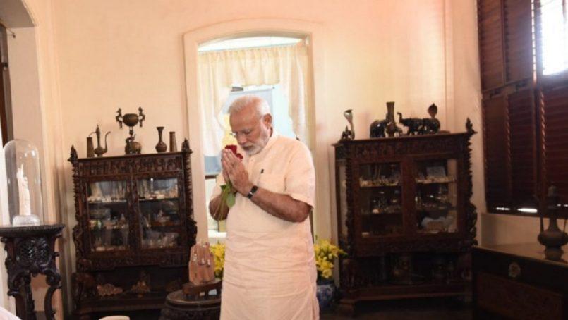 PM Modi wishes nation on Ram Navami