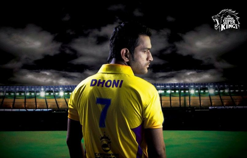 MS Dhoni's 1st match and 200th match for CSK