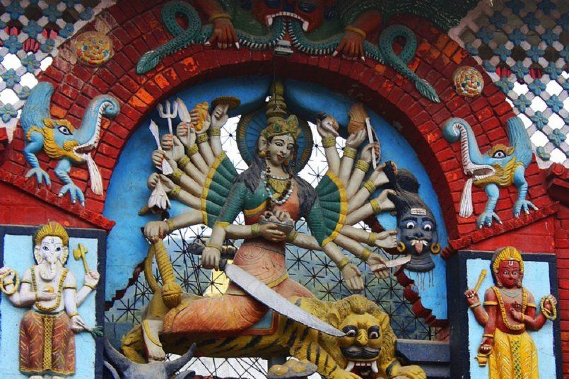 Navratri 2021: Today is the day of Goddess Shailputri