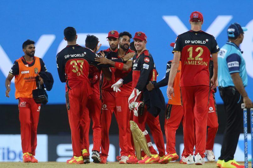 IPL 2021 SRH vs RCB