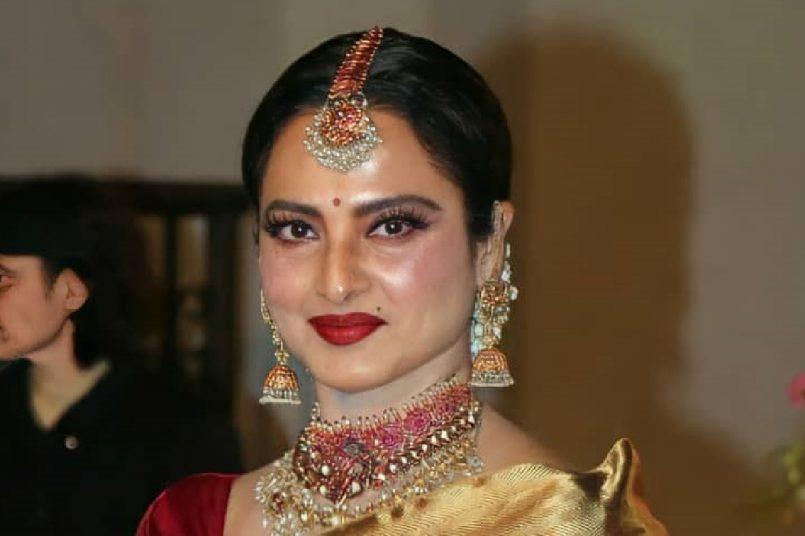 rekha indian idol 12 amitabh bachchan