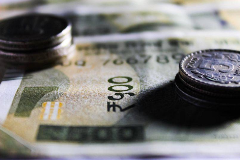 Rupee falls sharply against US dollar amid lacklustre markets