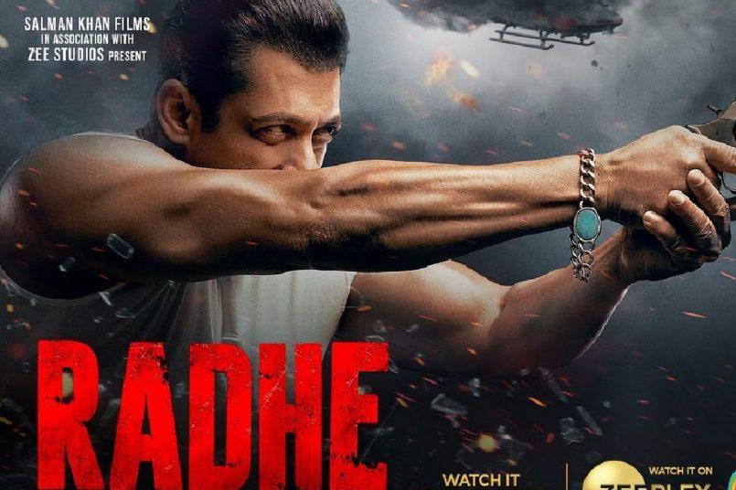 salman khan radhe your mosted bhai trailer