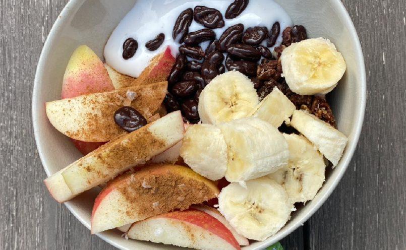 vegan breakfast bowl recipe