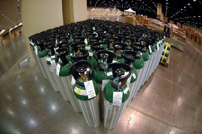 India INC to ramp oxygen supply