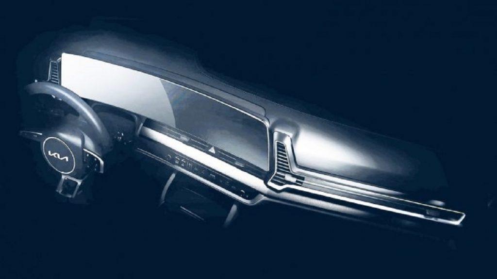 Kia Sportage fifth-generation