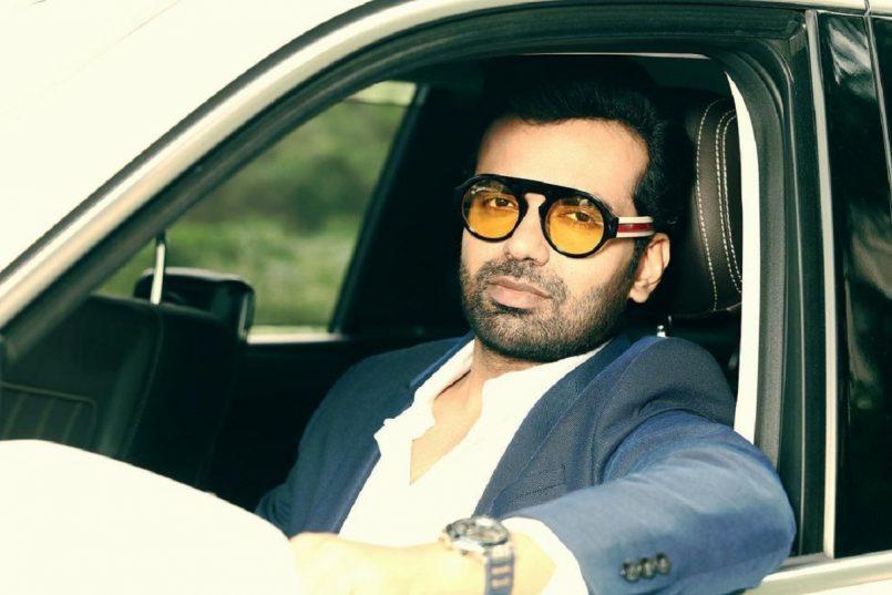 IAS officer-actor Abhishek Singh