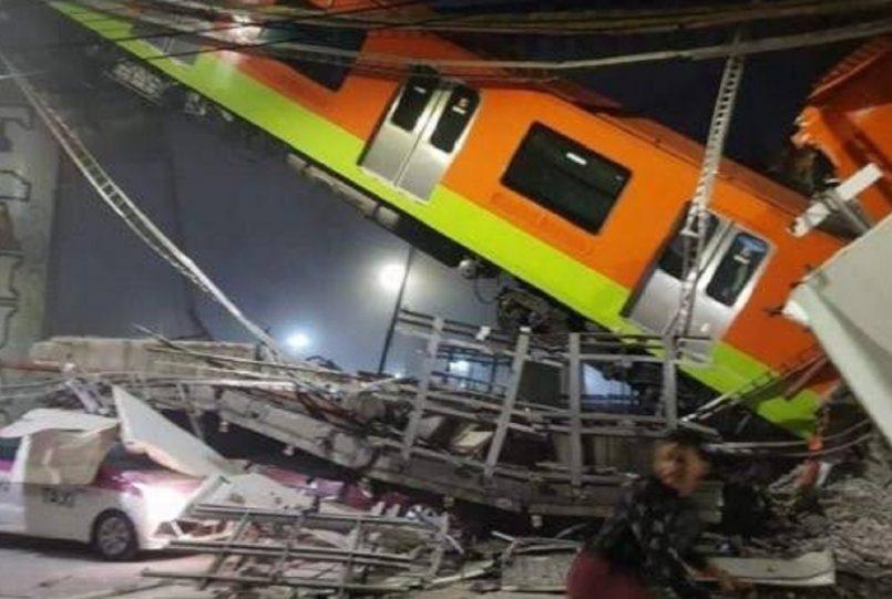 Mexico City mishap