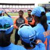 Ramesh powar is the head coach of Indian women cricket teamf