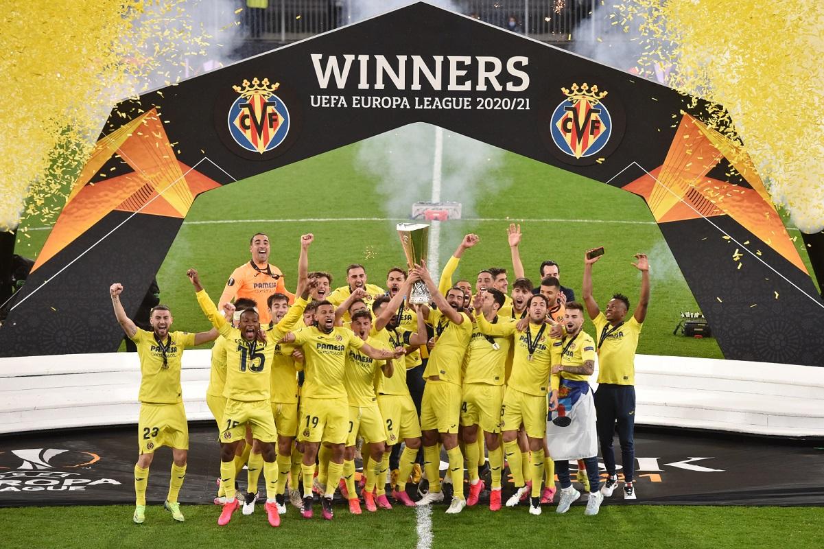 Villarreal vs Man United: Unai Emery's Villarreal crowned Europa League  champions; beat United in penalties - The Vocal News
