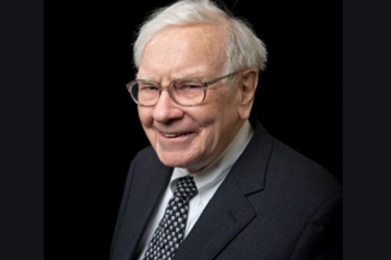 Business tycoon Warren Buffett warns investors not to gamble on stocks