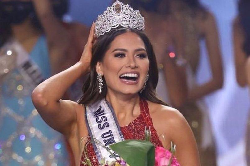 Miss Universe 2020: Andrea Meza from Mexico