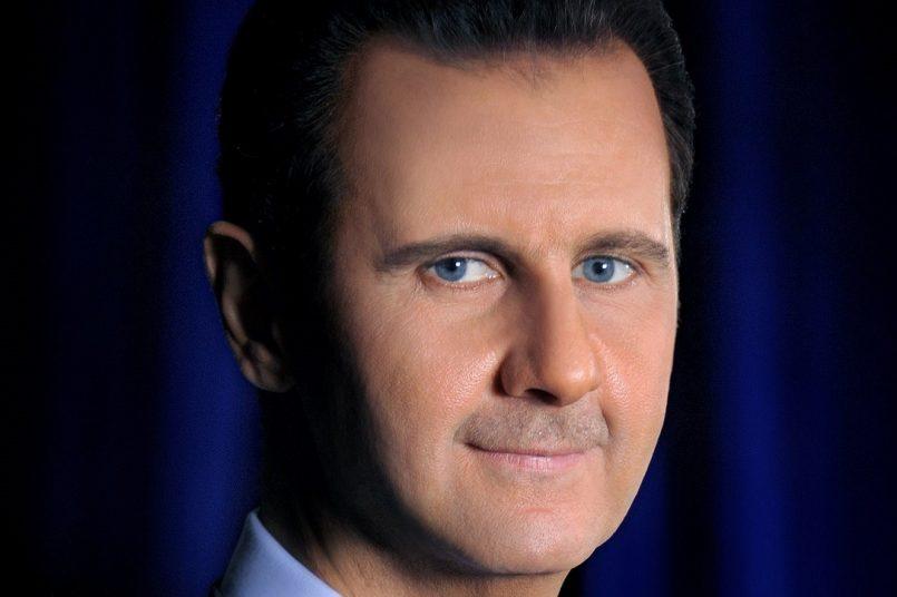 Bashar Al-Assad re-elected as Syrian President for 4th term