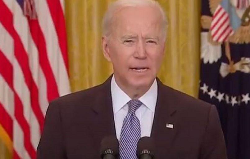 Joe Biden backs ceasefire between Israel and Hamas