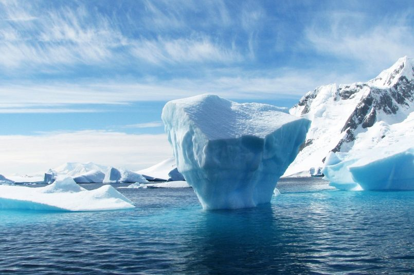 Global Warming | World's largest iceberg A-76 breaks off in Antarctica