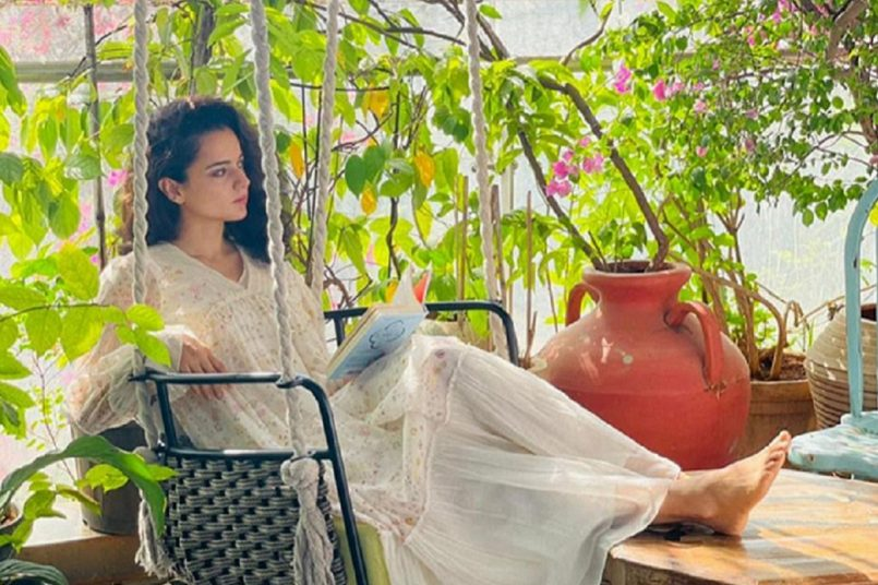 Instagram Deletes Kangana's Post Calling COVID a 'Small Time Flu'