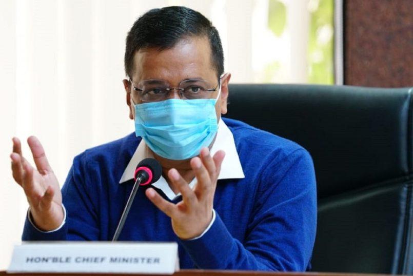 Delhi CM announces Delhi Oxygen Concentrator Banks in every district