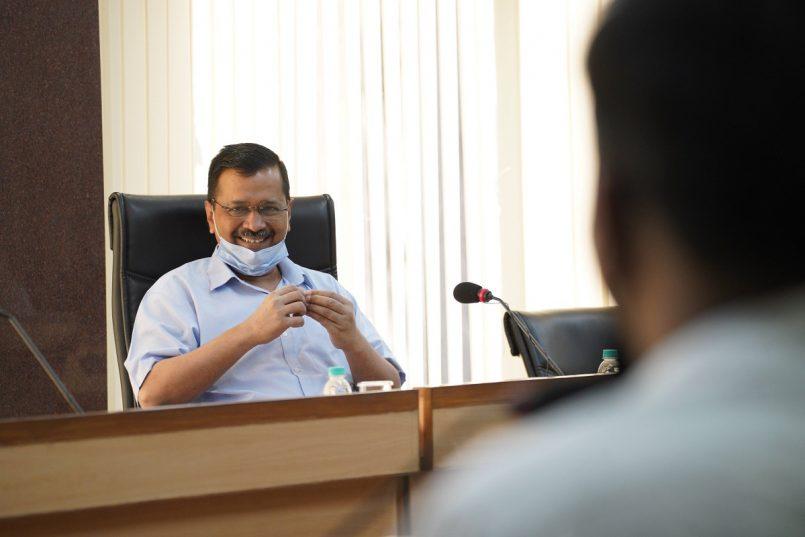 Sputnik V-makers agreed to supply vaccine to Delhi: Arvind Kejriwal