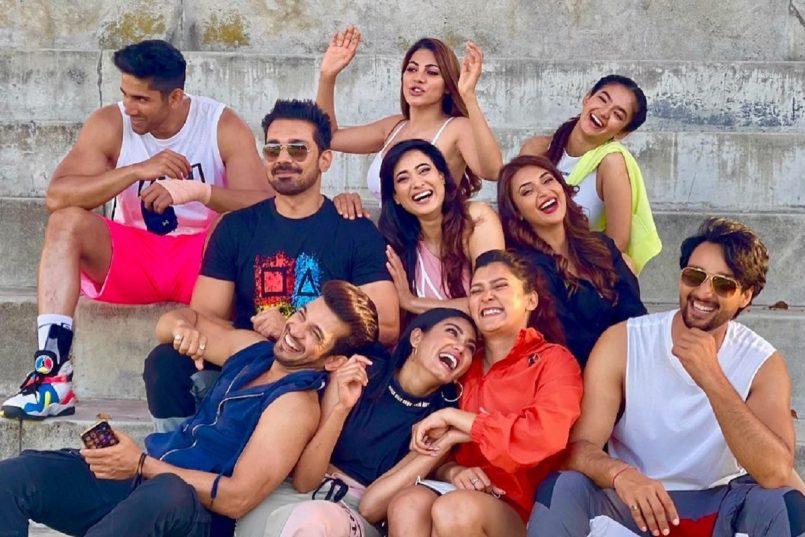 Khatron Ke Khiladi 11: Shweta Tiwari shares pictures with 'new friends' Abhinav Shukla and Divyanka Tripathi