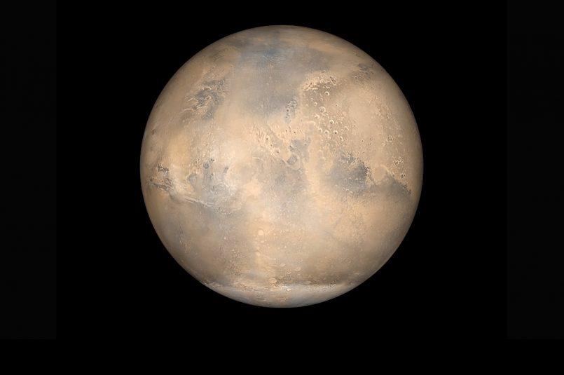 NASA: Organic Salts found on Mars