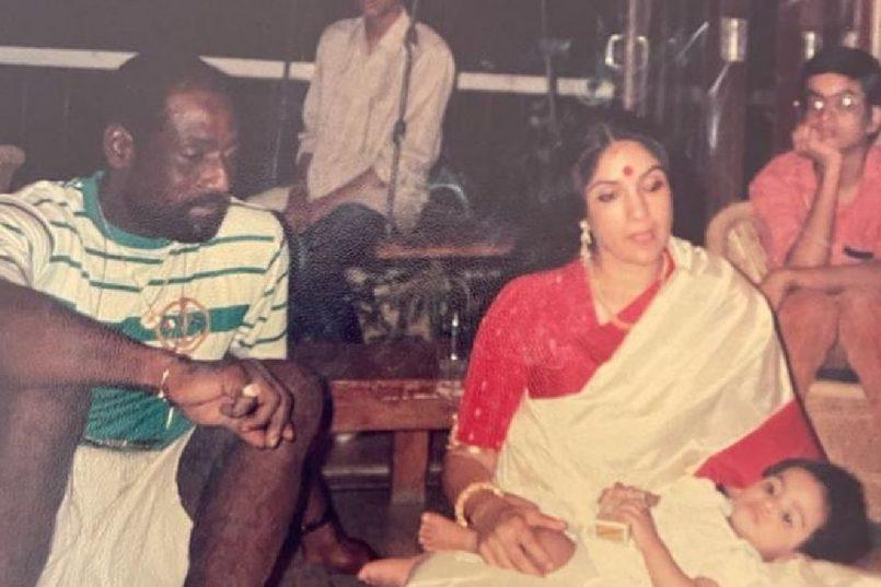 neena gupta and sir vivian richard's love story