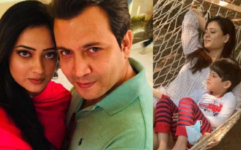 Shweta Tiwari shares shocking CCTV footage of Abhinav Kohli physically abusing her and son Reyansh