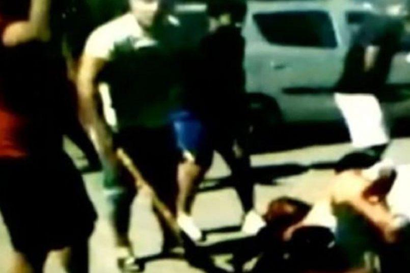 Pics show wrestler Sushil Kumar and others thrashing Sagar
