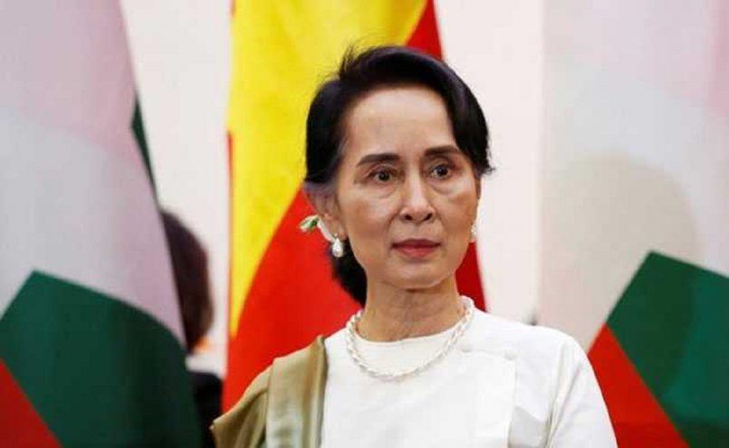 Aung San Suu Kyi will appear soon: Myanmar's military chief