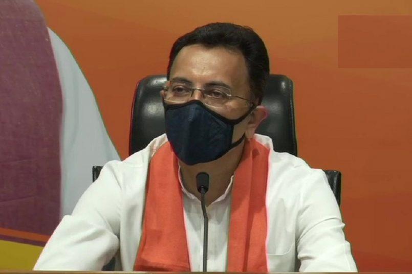 Jitin Prasada leaves Congress, Joins BJP ahead UP Assembly polls 2022
