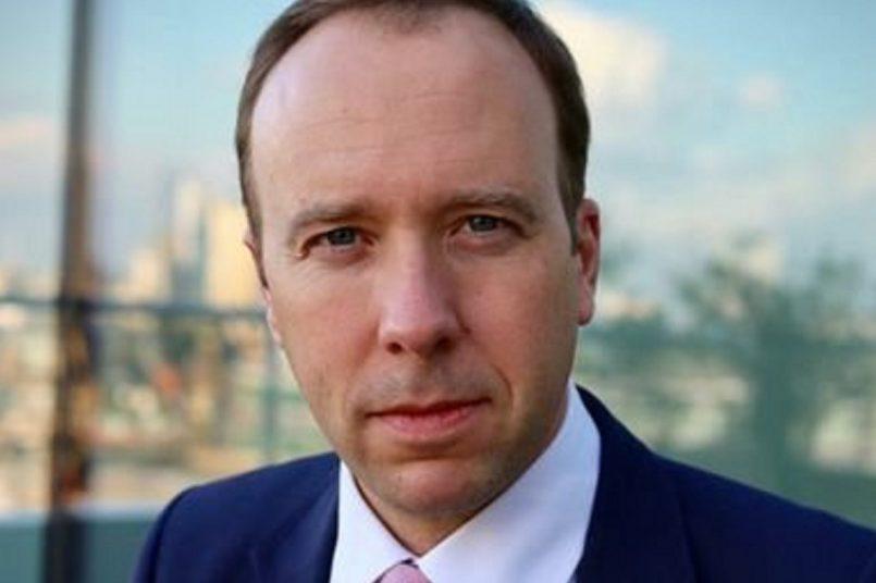 UK Health Minister Matt Hancock Resigns after violating COVID-19 rules