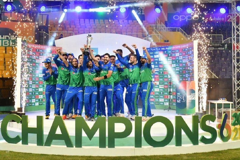 PSL 2021: Multan Sultan beats Peshawar Zalmi to win maiden title