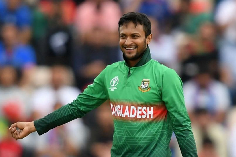 Shakib Al Hassan banned for three Dhaka Premier League matches over row with umpire