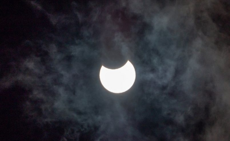 Solar Eclipse 2021: Images from across the World