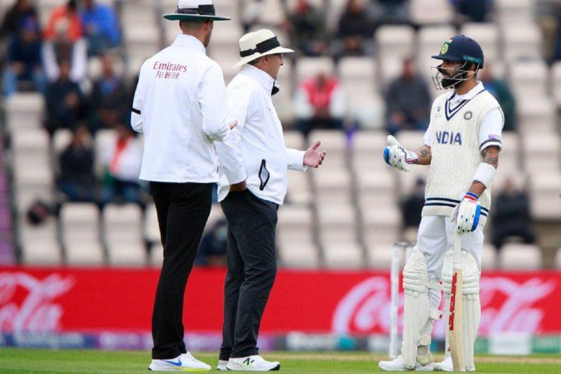 WTC FINAL: Umpire review against Virat Kohli leaves Sehwag, Tweeple in confusion