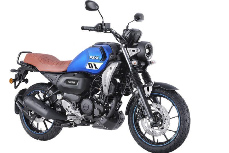 How to book Yamaha FZ-X online