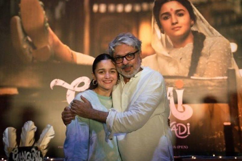 Gangubai Kathiawadi wraps up shoot; Alia Bhatt shares stills from the set