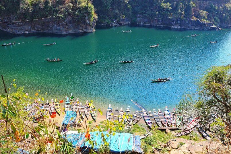 Dawki: Meghalaya's hidden wonder town boasts Asia's cleanest river and living roots bridge