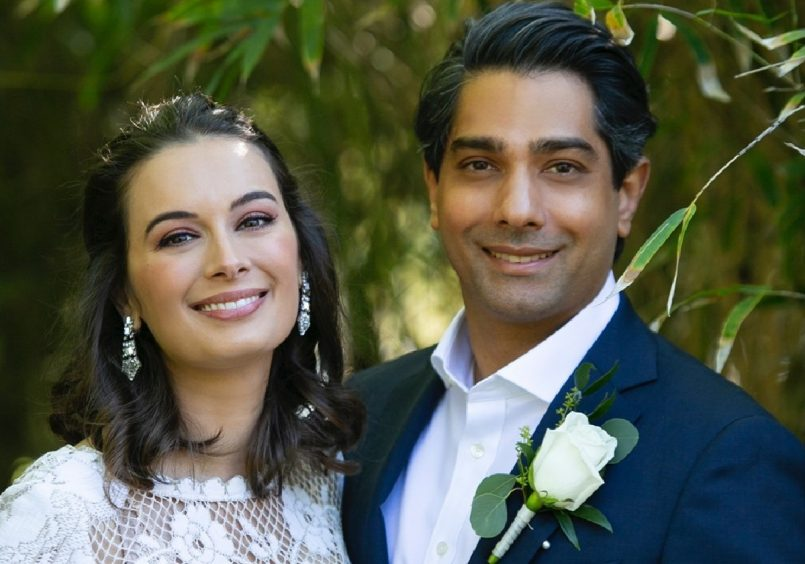 Evelyn Sharma ties the knot with Australia-based boyfriend in private ceremony
