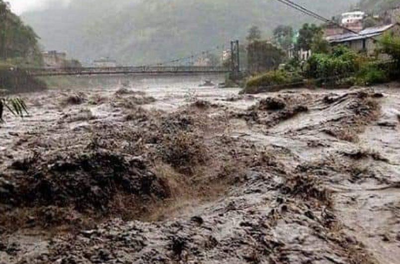 Heavy rains lash Nepal and Bhutan, landslides claim several lives
