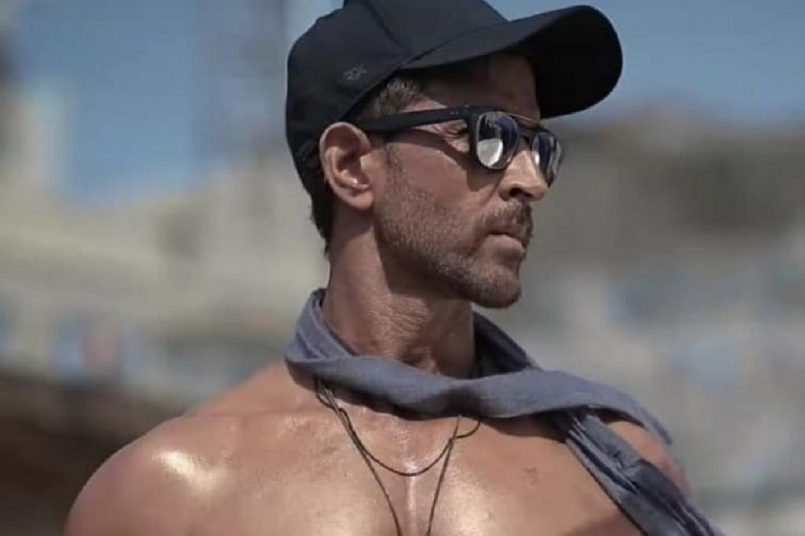 Hritik Roshan's shares sizzling new shirtless pic, ex-wife Suzanne says 'you look 21'