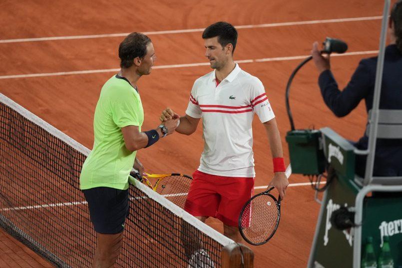 French Open Djokovic