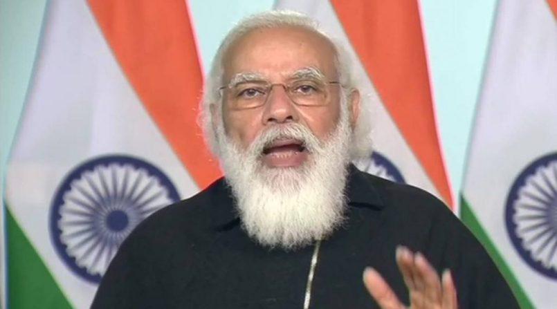 PM Modi reviews development plan for Ayodhya via virtual meet