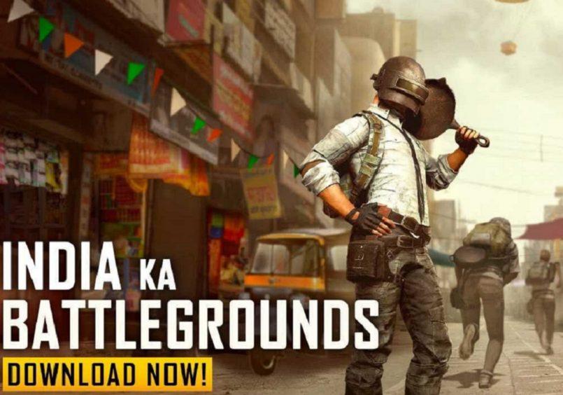 Battlegrounds mobile BGMI