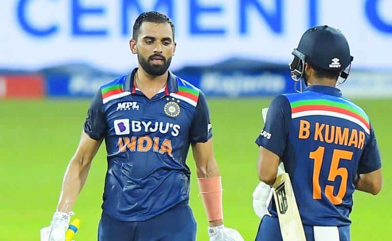 IND vs SL: Deepak Chahar, Suryakumar Yadav help India win series