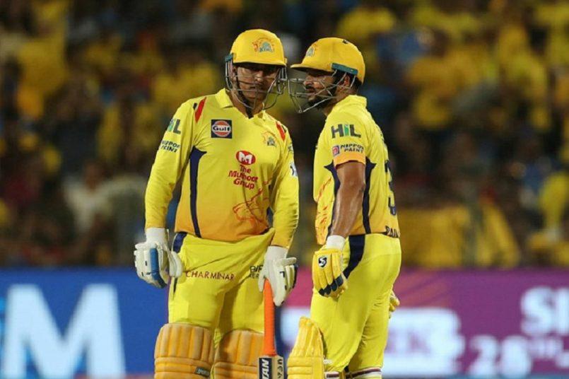 IPL 2021: Raina wants CSK to win this season's title for Mahi