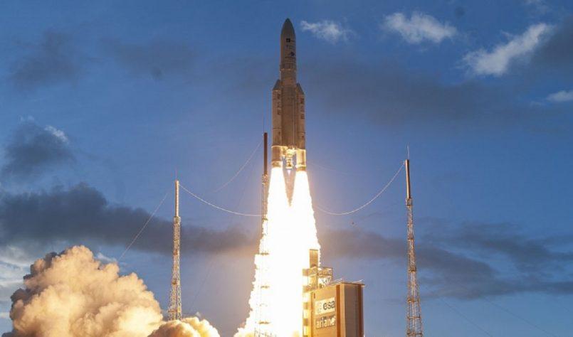 Eutelsat Quantum: World's first commercial re-programmable satellite launches