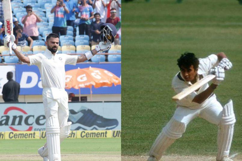 Virat Kohli to Sunil Gavaskar: India's number one batsmen in ICC test rankings over the years