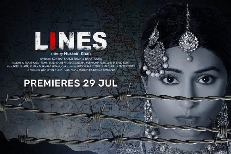 Hina Khan's upcoming cross-border drama Lines; Watch trailer here